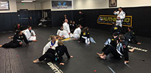 ADULT JIU JITSU - STREET SELF DEFENSE